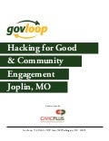 Hacking for Good - Joplin, MO