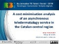 A cost analysis of an asynchronous teledermatology service in the Catalan central region