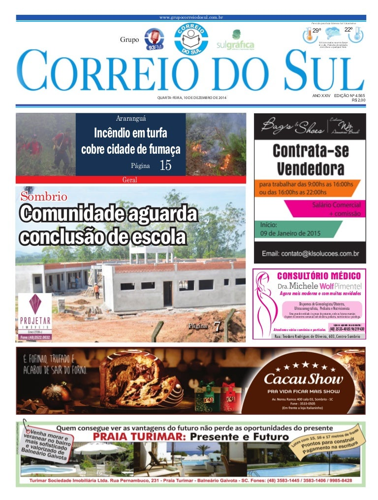 nJornal digital 4564 qua 10-12-14 e40ea1aee2