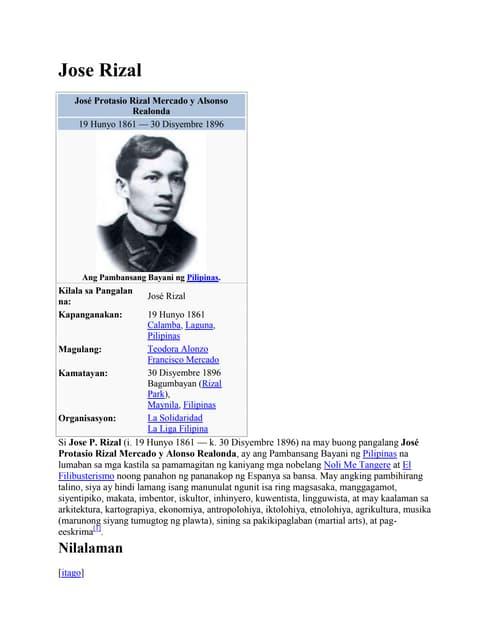 George Orwell Politics And The English Language Essay Jose Rizal