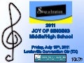 Sing-a-bration 2011: Joy of Singing Middle/High School