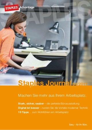 Staples Journal 04/2011