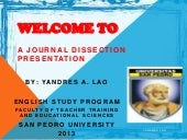Journal adhe