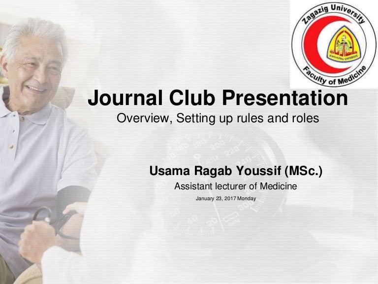 Journal club presentation dr usama ragab pronofoot35fo Images