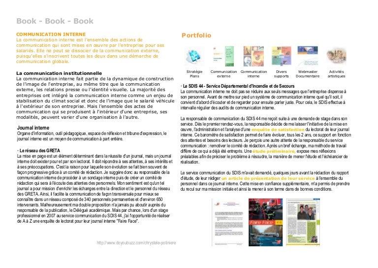 Journal interne