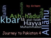 Journey To Pakistan 4