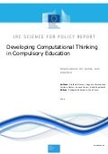 Developing Computational Thinking in Compulsory Education