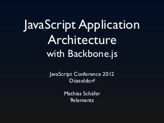backbone js linkedin