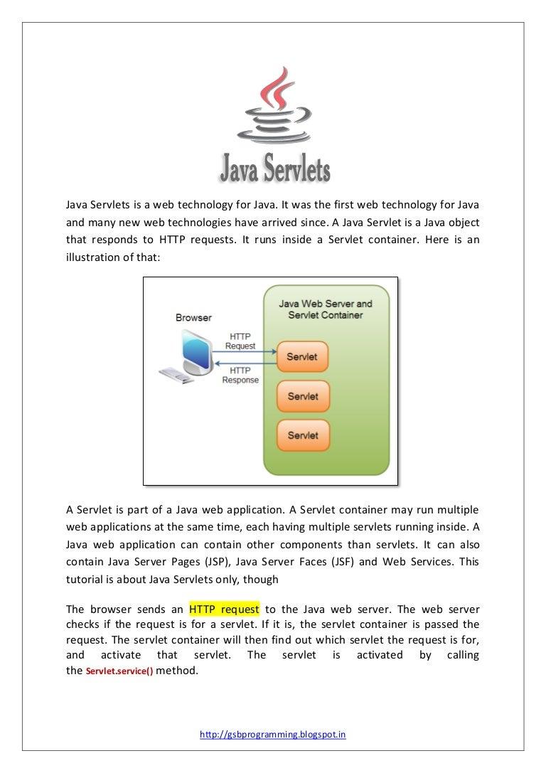 Java servlets part 1 baditri Gallery