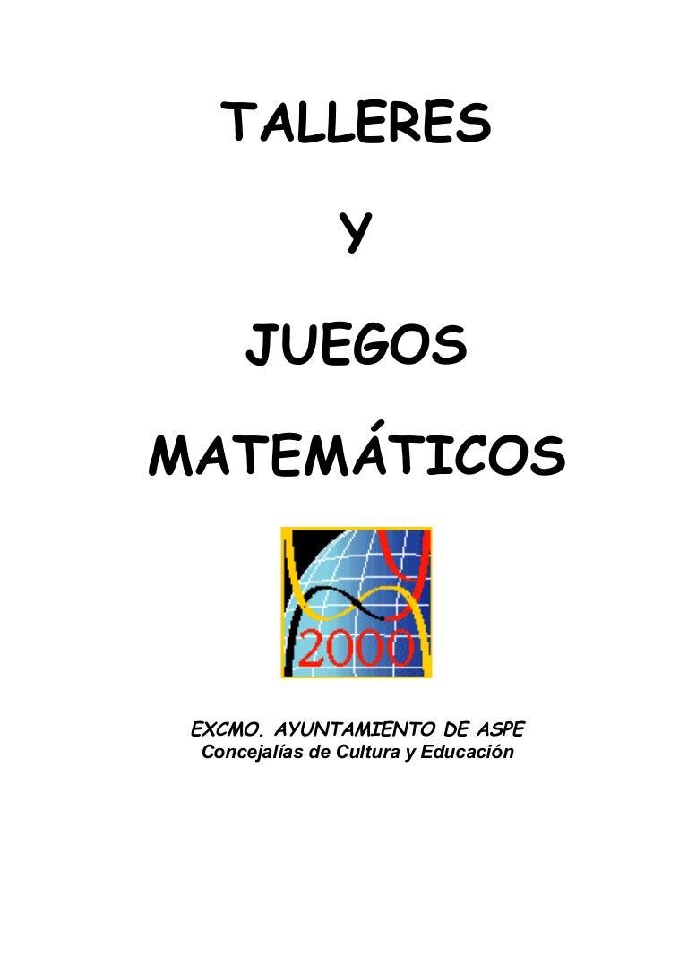 Juegos matematicas-infantil-primaria-secundaria