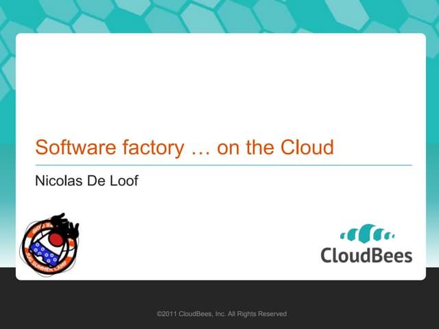 Ma forge++ : @Cloud