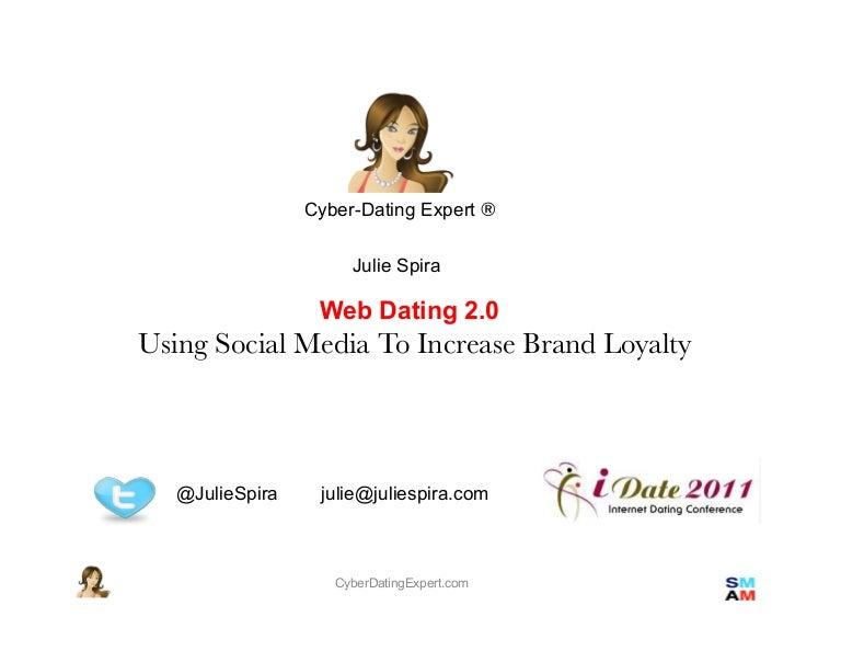 online dating ekspert Julie Spira