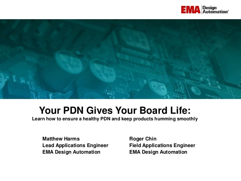 Your Pcb Power Delivery Network Pdn Gives Your Board Life,University Of Cincinnati College Of Design Architecture Art And Planning