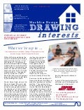 July/August 2010 Issue Of DRAWING INTERESTS from Macklin Design