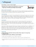 Clean Marketing Lists: RingLead Case Study with Jump Technologies