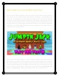Jumpin Jack Puzzle Game – an Awesome 3D Puzzle Game for All Ages