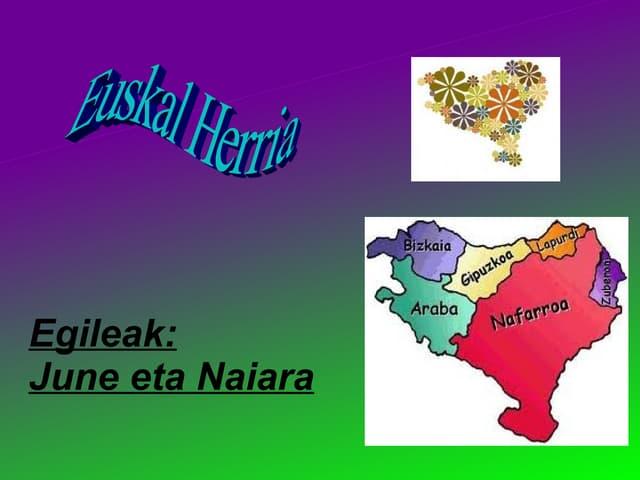 June eta Naiara