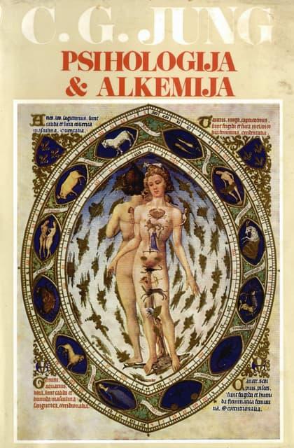 Jung psihologija i_alhemija