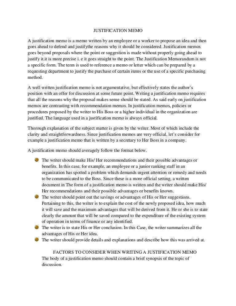 Dissertation proposal service justification