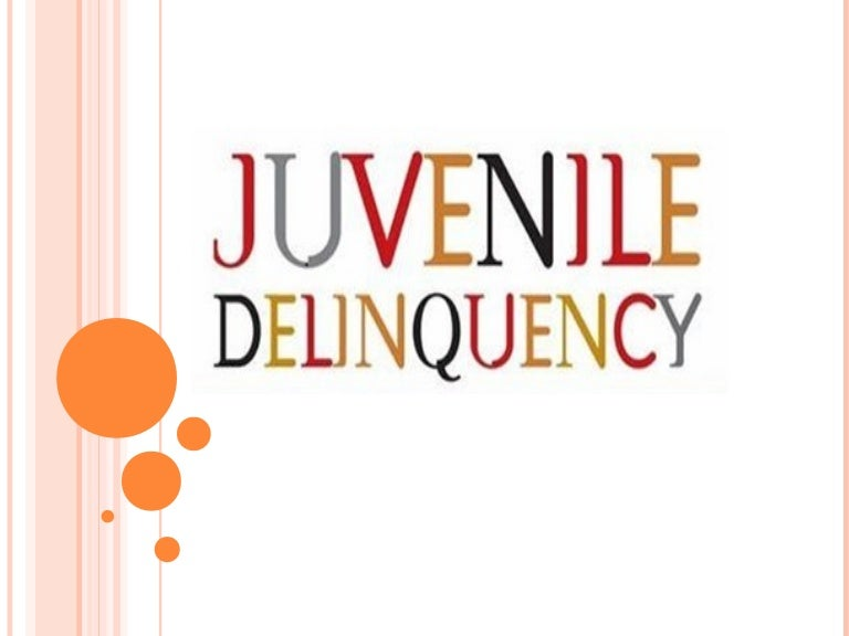 an analysis of juvenile delinquency in young people An analysis of state transfer laws and  of some young offenders, even though  juvenile justice and delinquency prevention .