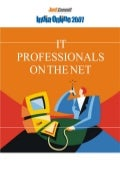 Internet usage and behavioral study of IT Professionals On The Net - 2007