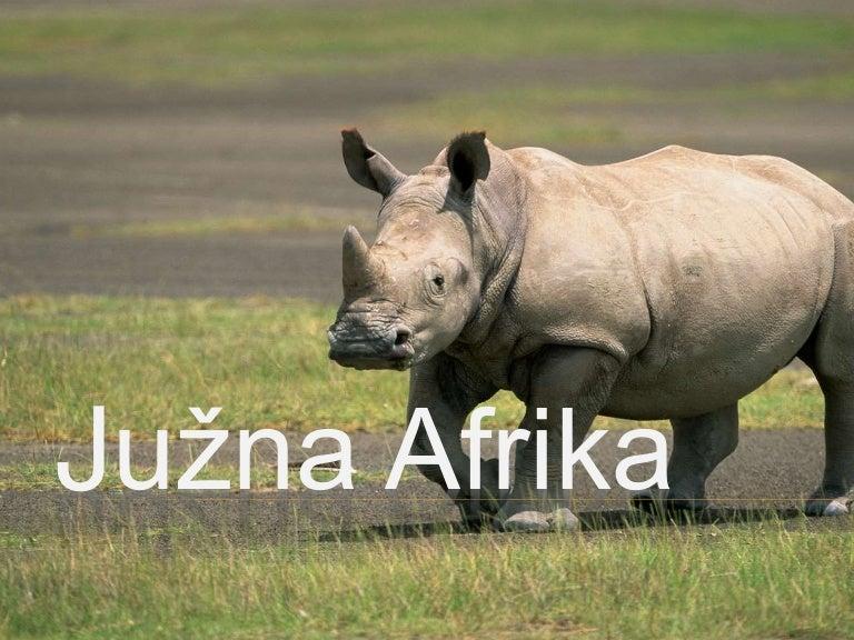 multirasovej dátumové údaje lokalít Južná Afrika