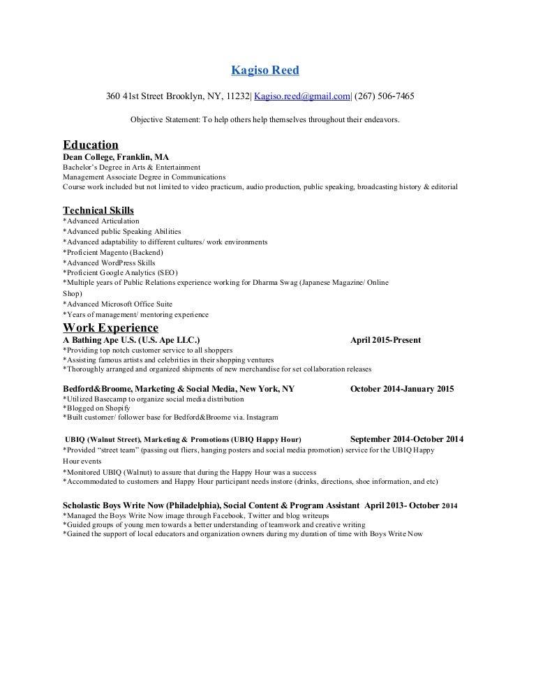 college essay personal topic ucla