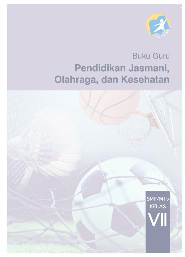 Buku Guru Pjok Kelas Vii Smp Kurikulum 2013