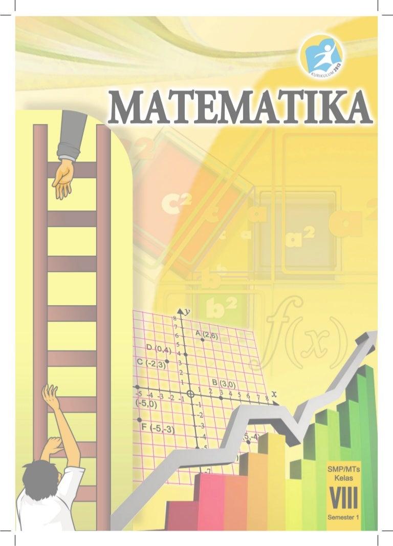 Buku Siswa Matematika Kelas VIII SMP Kurikulum 2013