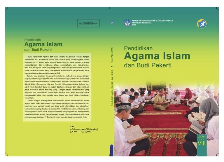 Buku Pendidikan Agama Islam Kelas 8 Kurikulum 2013