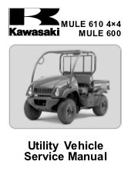 RACK and PINION w//TIE ROD ENDS FITS KAWASAKI MULE 610 4X4 KAF400 2005-2016