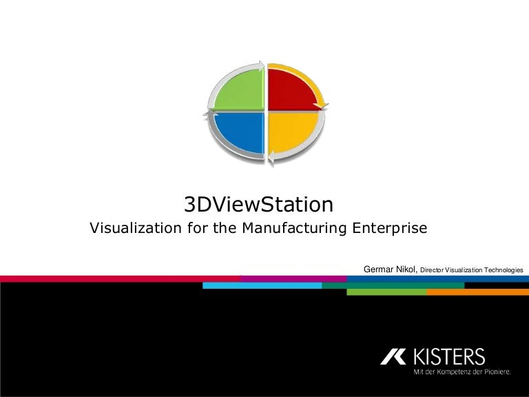 Visualization for the Manufacturing Enterprise