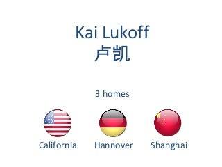 About Kai Lukoff