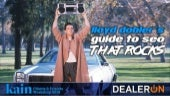 Lloyd Dobler's Guide to SEO that Rocks