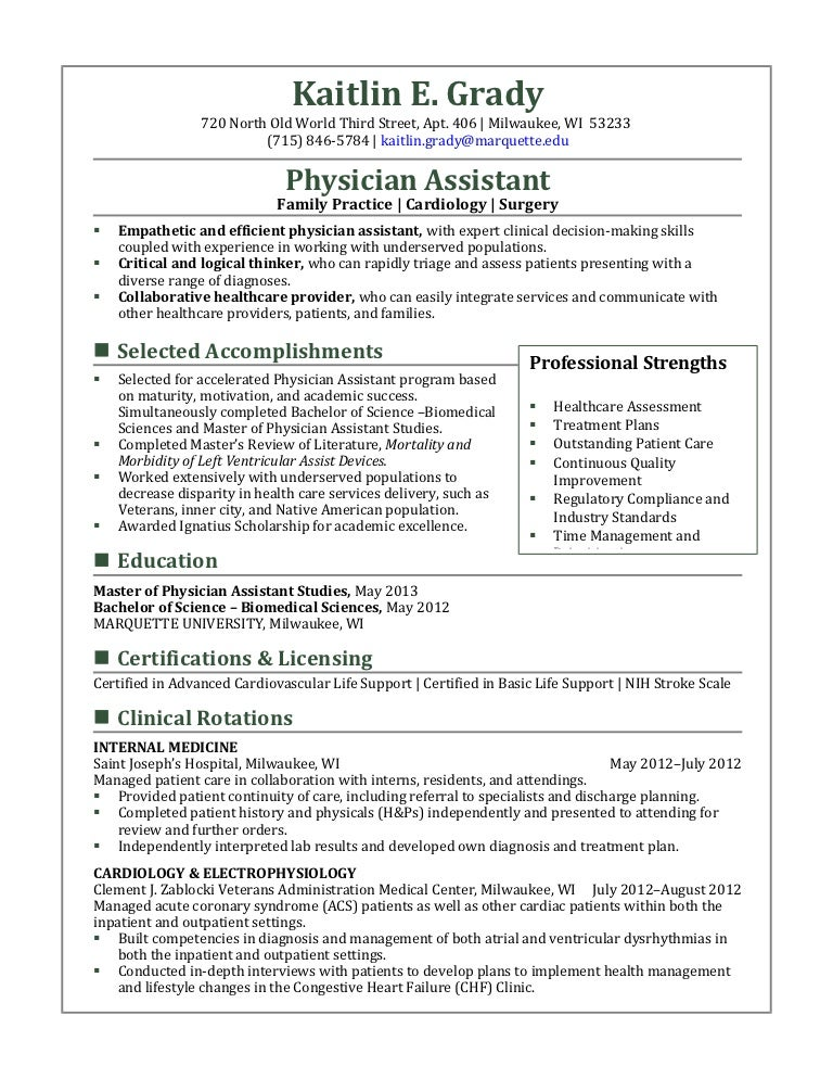 kaitlin grady resume feb 2013