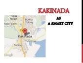 Kakinada as a smart city