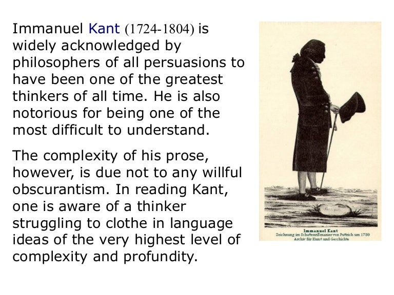 kant seventh thesis 2018-10-2  notre dame philosophical reviews is an electronic,  kant's transcendental proof of realism, cambridge university press, 2004, 310pp, $8000 (pbk),  the thesis that our senses are affected by something other than ourselves has generated much criticism and debate over the centuries.