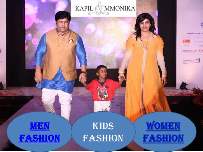 Kapil And Mmonika Best Fashion Designers In India