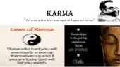 Karma   your life - how to find -  who am i - arise roby dreams