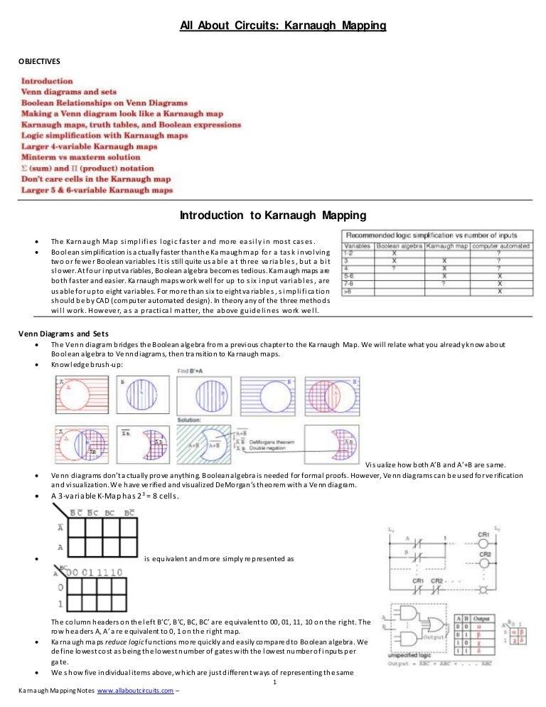 Karnaugh mapping allaboutcircuits ccuart Choice Image