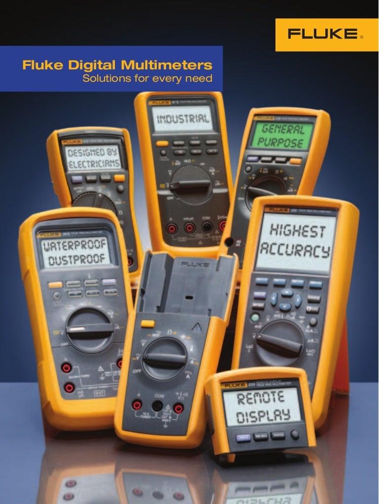 Katalog-fluke-digital-multimeter-tridinamika