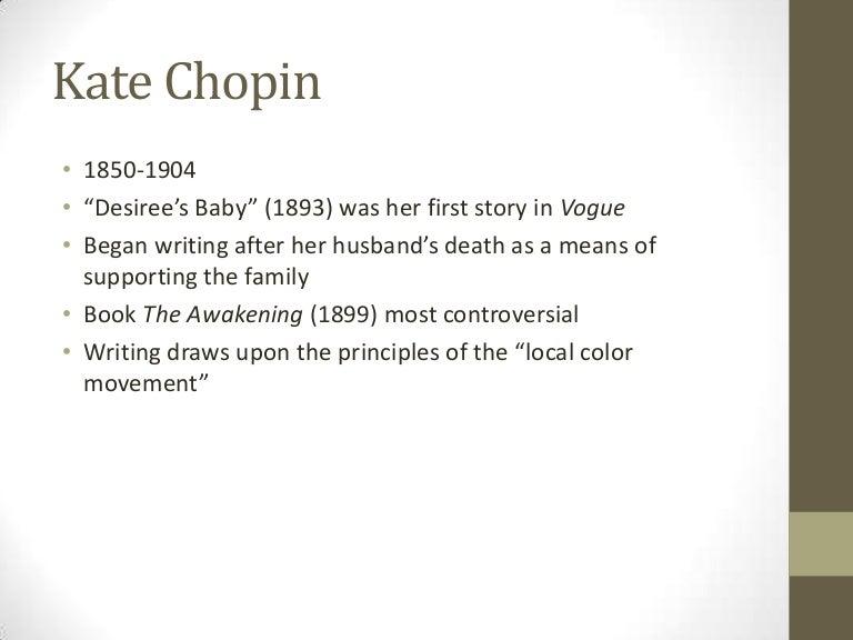 Kate Chopin The Awakening Possible Persuasive Essay Topics The Awakening