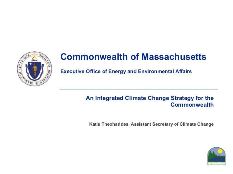 Keynote Presentation: Climate Adaptation Planning in