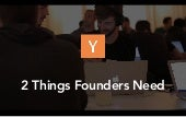 Startupfest 2019 - 1000 startups — 5 things I've learned after seeing 1,000 companies go through YC