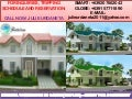 KATRINA MODEL TOWNHOUSES IN CAVITE/ FLOOD FREE LOCATION/ COMPLETE AMENITIES SUBDIVISION