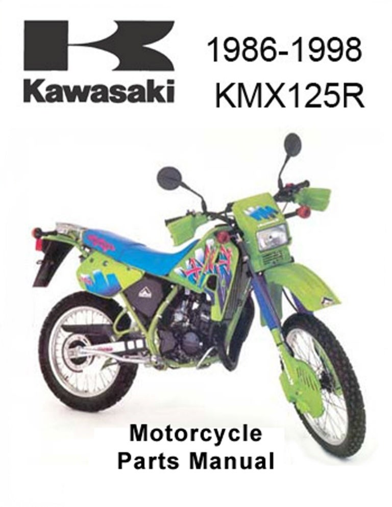 Crank Bearing R//H for 2002 Kawasaki KMX 125 B12
