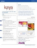 Kaya - APAC local success story