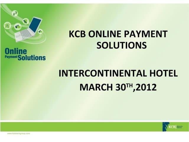 KCB Nairobi 2012