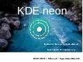 KDE Neon, tu escritorio Plasma más puro