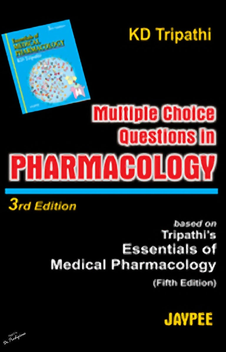 Pharmacology questions and answers ebook book 9th edition kindle edition array kd tripathi mcqs in pharmacology rh slideshare fandeluxe Images